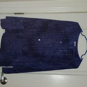 Tye-dye shirt
